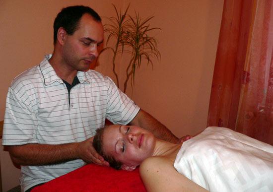 Marocká masáž arganovým olejem